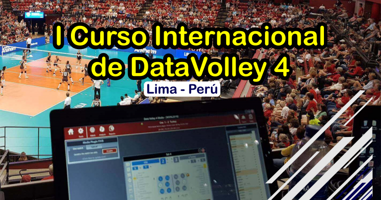 PRIMER CURSO INTERNACIONAL DE DATA VOLLEY 4
